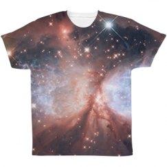 Nebula In Space Science & Stardust