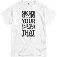 Funny Soccer Shirt