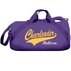 Cheerleader Melissa