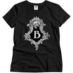 Goth Initial B