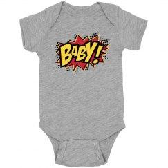 Comic Baby