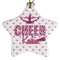 Cheer Ornament