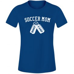 Soccer mom boot camp