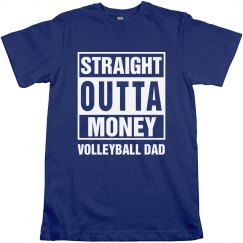 Volleyball Dad Is Broke