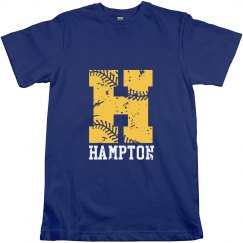Hampton H - Distressed