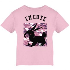 I'm cute Rabbit - Pink