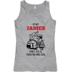 James can fix it!
