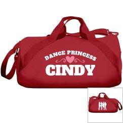 Cindy, dance princess