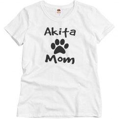 Akita Mom