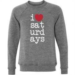 I Heart Saturdays