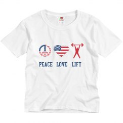 Peace Love and Lift