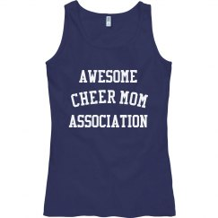 Awesome cheer mom