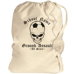 Soccer Ground Assault Bag