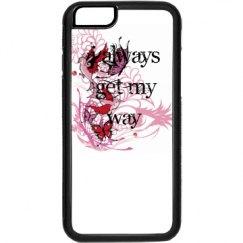 rubber i phone 6 case