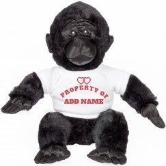 Custom Gorilla