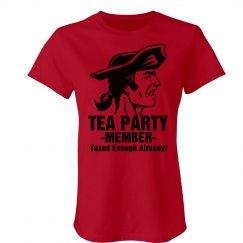 Tea Party Member