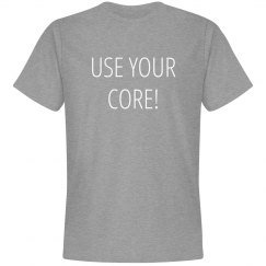 Use Your Core Mens