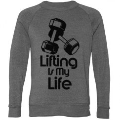 Lifting is my life