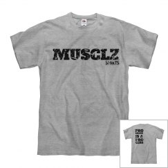 MUSCLZ (official shirt)