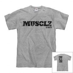 MUSCLZ (official shirt)