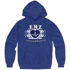 EMT Sweetheart (hoodie)