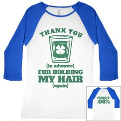 St Patricks Day Manners
