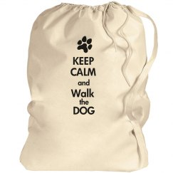 KEEP CALM and WALK  the