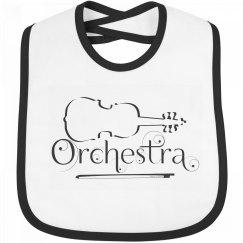 Orchestra Violin Outline