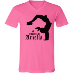 Amelia. Cheerleader