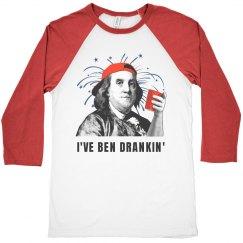 Ben Franklin Drinking Pun