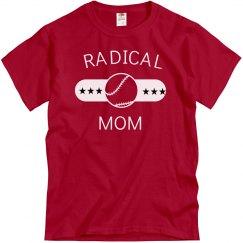 Radical softball mom