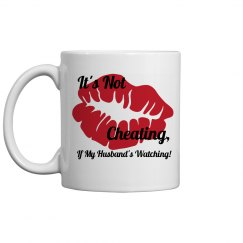 Its Not Cheating Coffee Mug