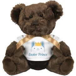 Cute Easter Baby Boy Gift Bear