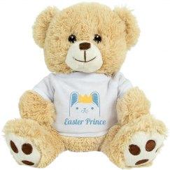 Cute Easter Baby Boy Gift Bear