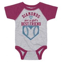 A Softball Girl's Best Friend