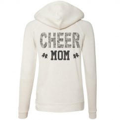 Typography Cheer Mom
