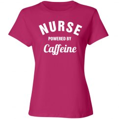 Nurse powered by Caffeine