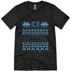 Ugly Invaders Sweater Tee