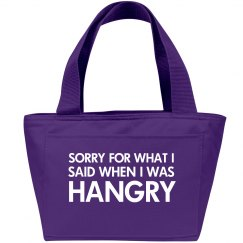 My Hangry Regrets