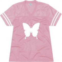 Butterfly Pink Jersey
