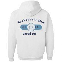 Basketball Mom Hoodie