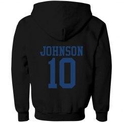 Johnson #10 Sports Fan