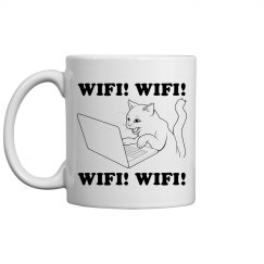 I Love This Wifi Thing!