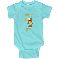Party girl (yellow)