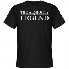 The almighty legend