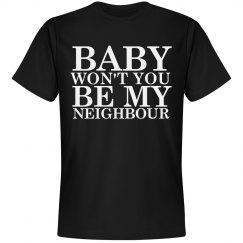 Be my neighbour
