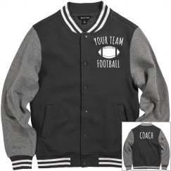 Custom Coach Jacket
