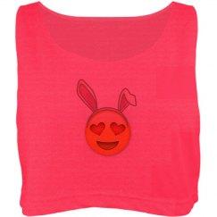 Emoji Bunny Shirt