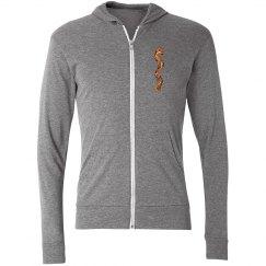 Fire Snake Zipped Shirt