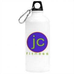 JC Fitness water bottle